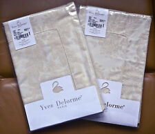 Yves Delorme STANDARD PILLOWCASE - CHIC - NEW in Packet