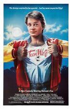 Teen Wolf Movie Poster 11x17 Mini Poster (28cm x43cm)