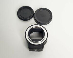 Nikon FTZ Objekivadapter - F-Mount Objektiv auf Z-Mount Kamera