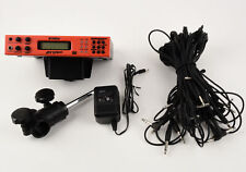 Yamaha DT Express Module Electronic Drum Set with Mount Adapter Cables