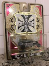 "West Coast Choppers Jesse James ""Sweet Pea"" 1/64th diecast car"