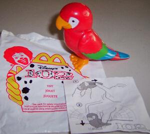 "2000 McDonalds/Disney 102 Dalmatians #102 ""WADDLESWORTH"" Bird - Brand New!"
