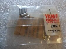 YAMAHA CAM CHAIN SHAFT DOWEL PINS QTY 5 NOS/OEM 93604-10011 ATV SNOW CYCLE