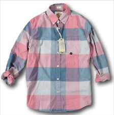 NWT Hollister by Abercrombie&Fitch Men's Stretch Plaid Poplin or Oxford Shirt