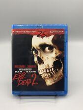Evil Dead 2: Dead by Dawn (Blu-ray Disc, 2011, 25th Anniversary Edition)
