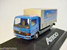 1:87 HERPA 1998 MERCEDES-BENZ Atego tarpaulin truck VERY COLLECTABLE MODEL !!