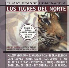 El Mas Grande Homenaje a Los Tigres del Norte by Various Artists (CD, Aug-2005,…