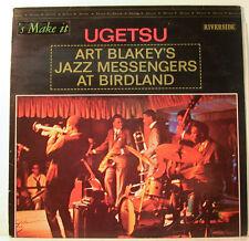 "[j838] ART BLAKEY ´S JAZZ MASSENGERS AT BIRDLAND UGESTU RIVERSIDE OJCVINYL""12"