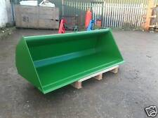 """72"""" Tractor loader shovel bucket brand new to suit most makes of loader"""