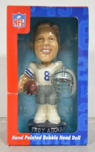 Troy Aikman Dallas Cowboys Bobble Dobbles QB Club Bobblehead BRAND NEW BC2661