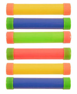 6 Groan Tubes - GiggleSticks Pinata Toy Loot/Party Bag Fillers Wedding/Kids