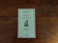 Rodinò - Repertorio per la lingua italiana - Franco di Mauro - Prima ed 1994