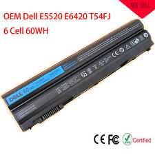 Genuine BATTERY For Dell Inspiron 14R 4420 4520 7420 15R-5520 7520 17R-7720 5720