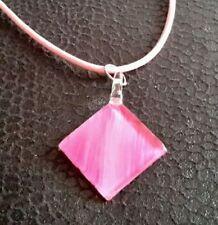 Handmade Diamond Costume Necklaces & Pendants