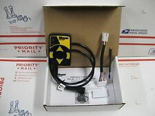 MEYER TOUCH PAD SNOW PLOW CONTROLLER 22154- NEW HAS 12-PIN ADAPTER OR USE 6-PIN