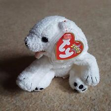 TY Aurora the Polar Bear Beanie Babies MWMT Retired Free UK P+P