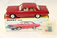Dinky Toys 513 Opel Admiral 1:43 mint in box