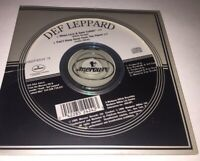 Def Leppard When Live & Hate Collide Can't Keep Away From The Flame Single Cd