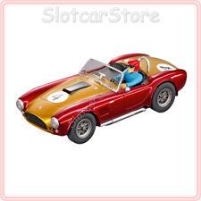 "Carrera Evolution 27433 Shelby Cobra 289 ""Universal Memories"" 1:32 Slotcar Auto"