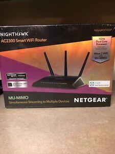 NETGEAR R7000P 1625Mbps 5 Port Wi-Fi Router