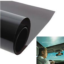 3m*0.5m Window Tint Solar 5% VLT Roll Sheet Auto Car House Exterior Solar Films