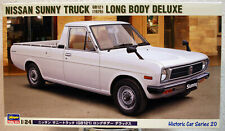 1979 Nissan Sunny Pickup ( GB 121 ) Long Body 1:24 Hasegawa 21120