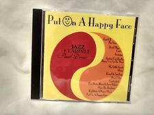 Rare Paul Drew Jazz Clarinet Put On A Happy Face                          cd5173