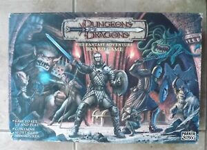 DUNGEONS AND DRAGONS Board Game - Spare Game Pieces & Parts, All Excellent Cond.