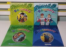 SET OF 4X BALAMORY BOOKS! UK KIDS BOOKS BY BBC!
