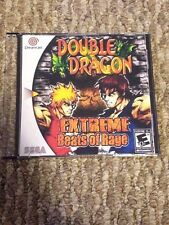 Double Dragon Extreme Beats of Rage Sega Dreamcast Game