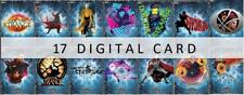 Topps Marvel Collect DOCTOR STRANGE ART [17 CARD SET]