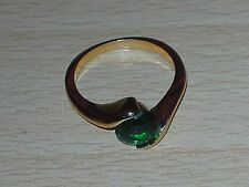 Journey Stone Yellow Gold Filled Costume Rings