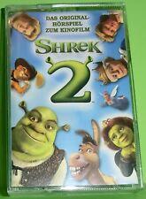 Shrek 2 - Der tollkühne Held kehrt zurück (Hörspielkassette | MC)