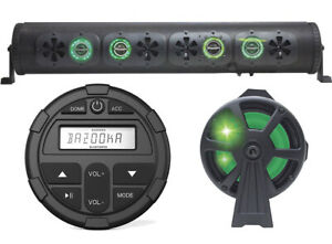"36"" Bluetooth Party Bar Off Road Sound Bar LED Bazooka BPB36-G2 + Controller"