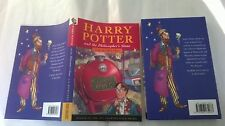 Harry Potter Philosophers Stone  FIRST EDITION 1st PRINT JOANNE HB  TS 1/1 VGC