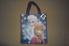 """Disney Frozen """"Elsa & Anna"""" Reusable Tote Bag, 13 3/4"""" x 15 1/2"""" X 6 1/2"""", NEW!"""