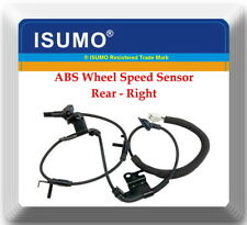 ABS Wheel Speed Sensor Rear Right Fits Toyota RAV4 2006-2013 4WD