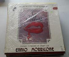 Ennio Morricone Le Trio Infernal OST LP 873001 '74 SEALED yuki France soundtrack