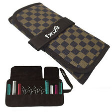 Professional Barber Salon Hairdressing Scissors Comb Tool Storage Pouch Bag Case