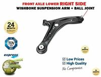 Front Axle RIGHT WISHBONE TRACK CONTROL ARM for MAZDA 2.0 1.6 MZ-CD 2008-2015