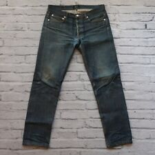 APC Distressed Petit New Standard Selvedge Denim Jeans Size 31 32 Distressed
