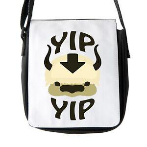 Avatar The Last Airbender Appa Yip Yip Shoulder Bag Reporter Bag