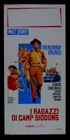 Plakat I Jungs Von Lager Siddons Vera Miles Fred Macmurray Walt Disney L72