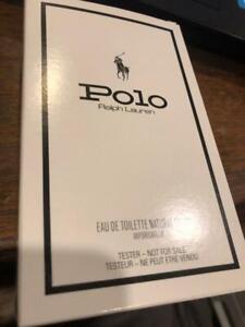 """POLO   Ralph  Lauren  4.0  oz  Cologne  for  Men New  spray """"T"""""""