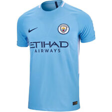 Nike Manchester City Authentic Home Jersey 2017/2018 Size XL. 847197 489