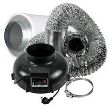 Prima Klima-Set Lüfter 420/800m3/h Aktivkohle AKF 700m³ - 900m³ Eco line Filter
