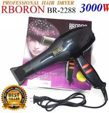 Asciugacapelli professionale.Phon capelli,fono asciuga rapido 3000W potente 3000