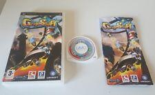 GRIP SHIFT. PSP Game. GripShift Complete. (Sony PSP, UMD, PAL)