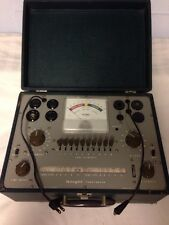 Knight Tube Tester  Allied Radio  Mint Condition! Fully Tested! 30 Day MBG!