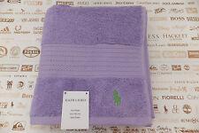 Ralph Lauren Luxury Hand Towel 42x71cm Marine RL Cable Cotton Sheet